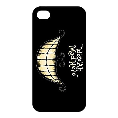 Sonic® Accessories iPhone 4 4s Hard Case Cover ALICE IN WONDERLAND SA827 (Sonic Iphone 4s Case)