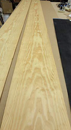 (Pine Yellow Southern Carolina wood veneer 10