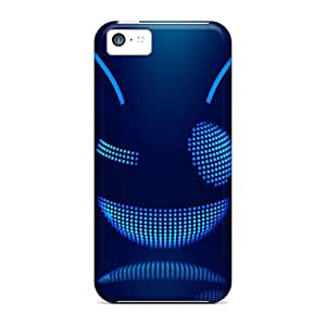 WalkingStreet Fashion Protective Deadmau5 Case Cover For Iphone 5c