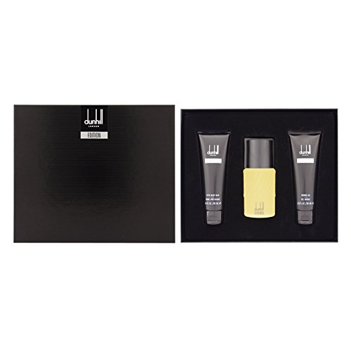Apple Gel Eau De Toilette - Alfred Dunhill London Edition Men Eau De Toilette Shower Gel After Shave Balm, 3 Count