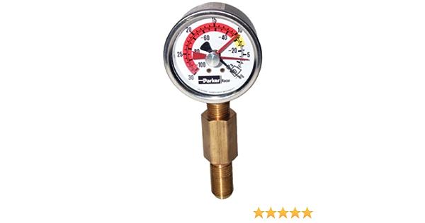 Ro1 Rubber Whip HP Hight Pressure Gauge Pressure Gauge cm 15 20 56 65 80 90