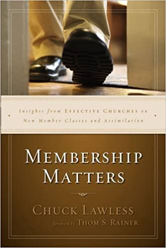{{FULL{{ Membership Matters: Insights From Effective Churches On New Member Classes And Assimilation. acres check design pantalla Request amanaya getting