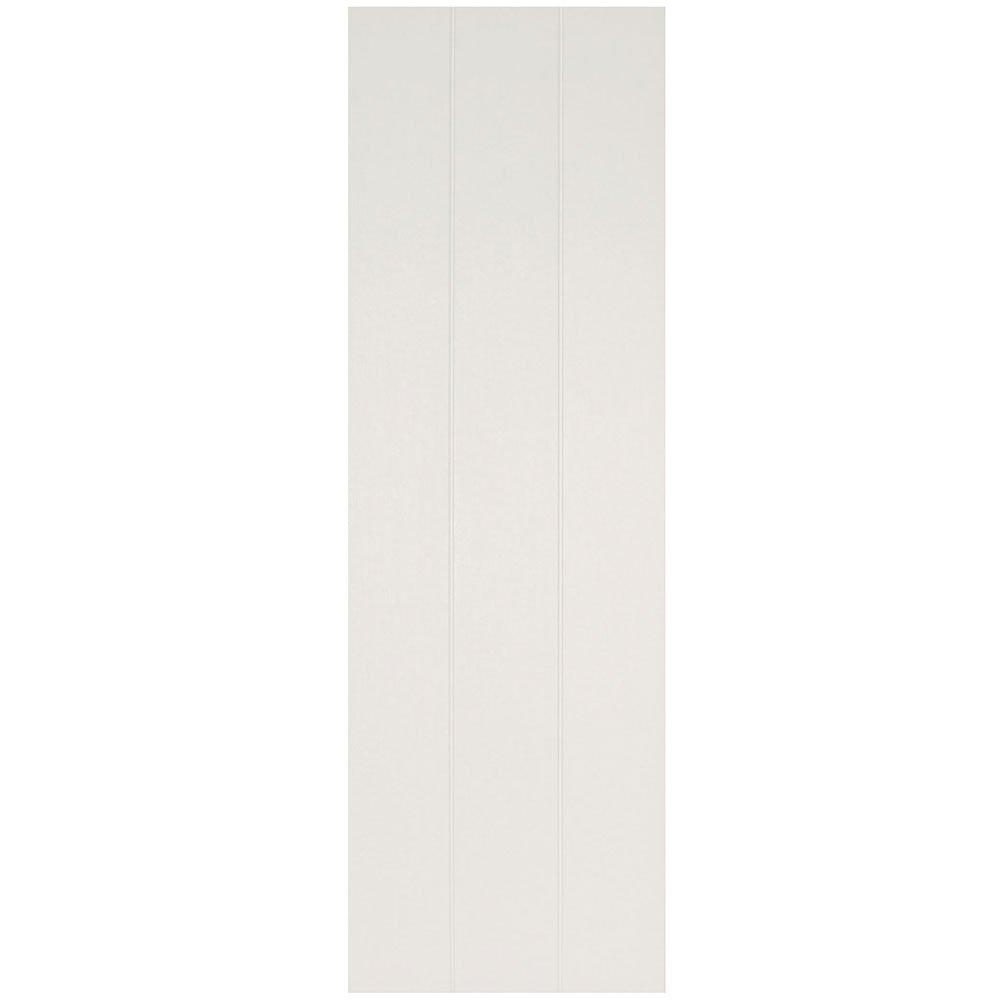 壁紙 木目 シール タイル 補修 クッションパネル [ホワイト:(fp-311)] 30cm×100cm DIY 壁紙 シール アクセントクロス ウォールステッカー おしゃれ 白 B01E6PS1M8 1枚単位|ホワイト:(fp-311) ホワイト:(fp-311) 1枚単位