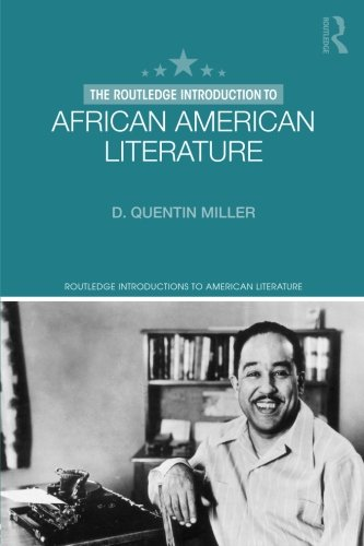 Search : The Routledge Introduction to African American Literature (Routledge Introductions to American Literature)