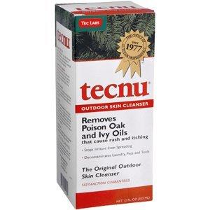 TECNU POISON OAK/IVY CLEANSER 12oz by TEC LABORATORIES *** by TEC LAB