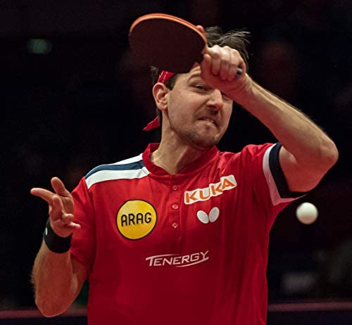 Amazon.com : Butterfly Timo Boll Platin Table Tennis Bat ...