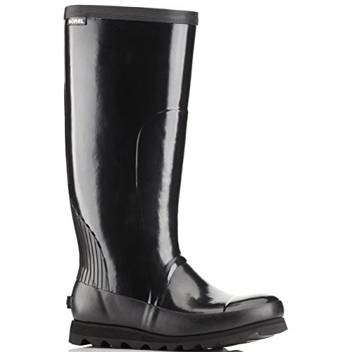 Black Rain Leather Out black Patent Sorel About Womens Waterproof Winter Boot N Ankle PUTwqI