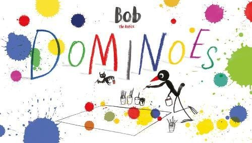 Bob The Artist: Dominoes by Laurence King Publishing