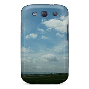 Durable Case For The Galaxy S3- Eco-friendly Retail Packaging(fascinating Clouds)