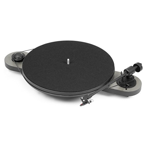 (Pro-Ject Elemental Turntable (Grey))