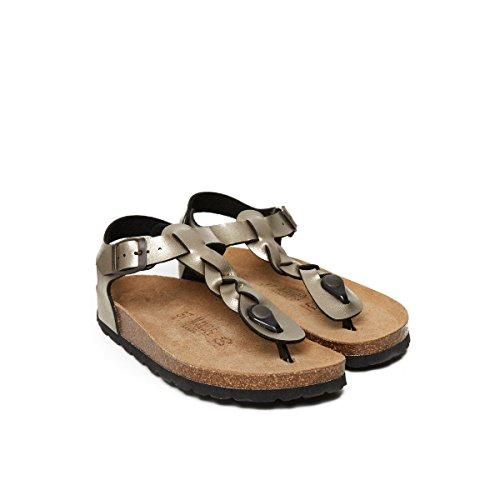 Mandèl Women's MD5112 Fashion Sandals Brown Bronze qYZNT