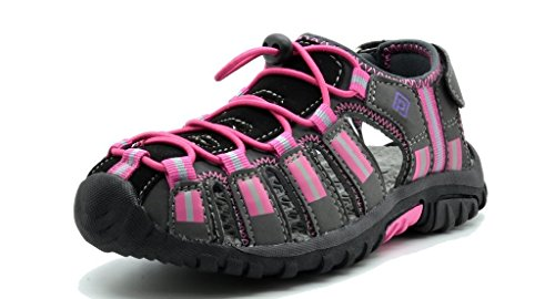 Adventurous Light Weight Adjustable Sandal Little