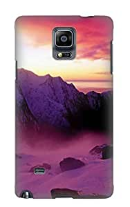 Fashion Vlxvad-780-ampgbin Case Cover Series For Galaxy S5(mountain)