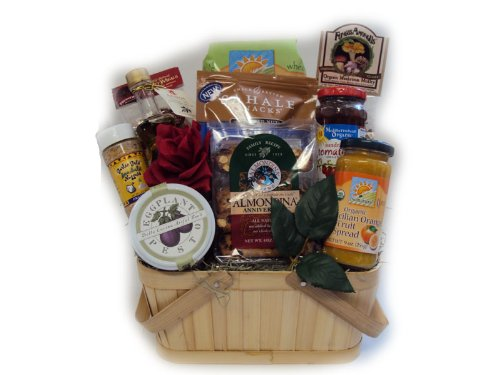 That's Amore! Healthy Italian-Themed Gourmet Anniversary Gift Basket
