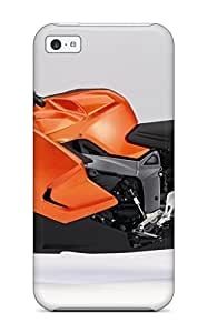 3217603K11985818 Scratch-free Phone Case For Iphone 5c- Retail Packaging - Bmw K 1300 S Wide