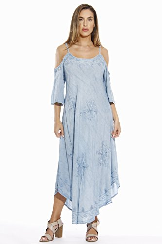 21716-LTDEN-1X Riviera Sun Dress / Dresses for Women