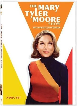 Amazon com: The Mary Tyler Moore Show: Season 6: Mary Tyler