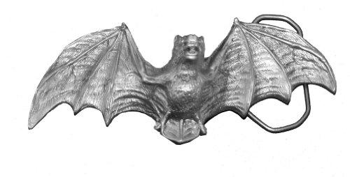 Mens VAMPIRE BAT Alternative Retro Metal Belt Buckle