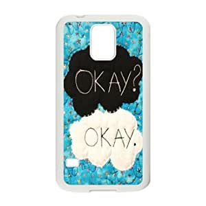 Warm dialogue Cell Phone Case for Samsung Galaxy S5