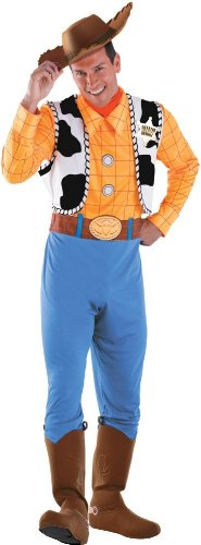 Deluxe Woody Adult Costume - XX-Large