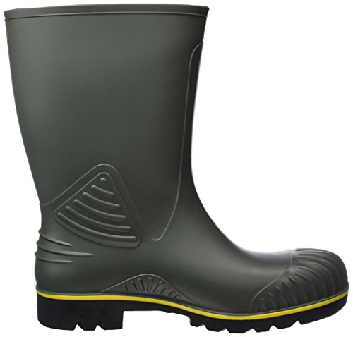 AF Green black Boots Black Adults ACIFORT Wellington Langschaft KUIT Dunlop B440631 Unisex f7qn5zqv