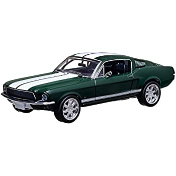 Amazon Com 1 43 Fast Furious Tokyo Drift 1967 Ford Mustang Toys