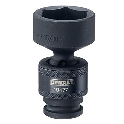 """DEWALT DWMT19185B-Parent 3/8"""" Drive Impact Socket Universal"""