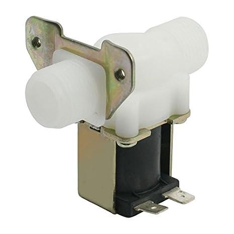G1 / 2 recto de drenaje de agua de la válvula solenoide DC ...
