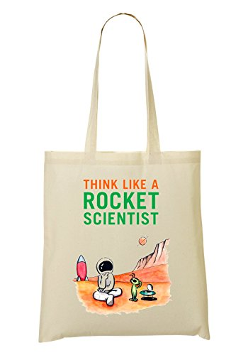 Think Like A Scientist Sac Fourre-Tout Sac À Provisions