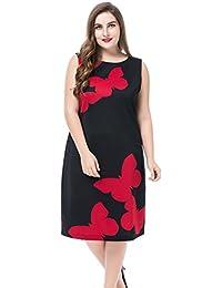 Amazon.com: Plus Size - Cocktail / Dresses: Clothing, Shoes & Jewelry