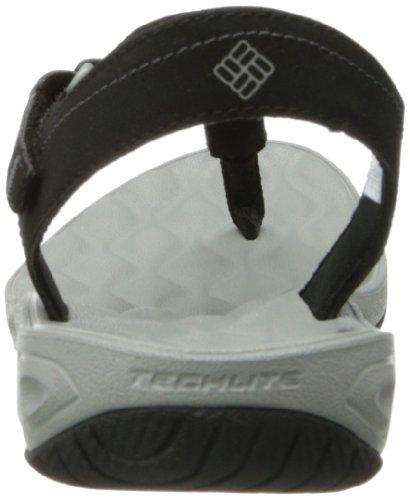 Columbia Womens Suntech Vent T Sandal Black/Platinum KEpLGJr6L