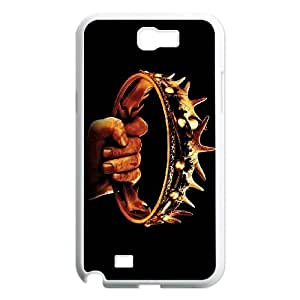 Game Of Thrones The Kings Throne Samsung Galaxy N2 7100 Cell Phone Case White toy pxf005_5022942