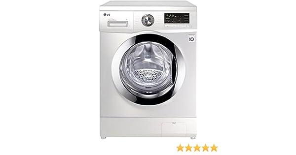 Lg lavadora carga frontal f4j5tn4w 8kg 1400 rpm: 355.8: Amazon.es ...