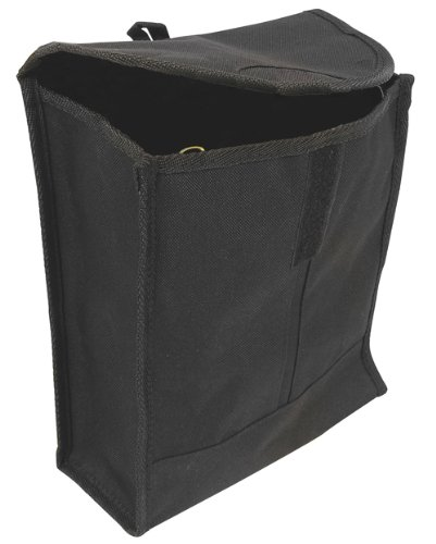 Custom Accessories 98211 Black Boxed Litter Bag