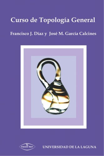 Descargar Libro Curso De Topologia General Francisco Diaz Diaz