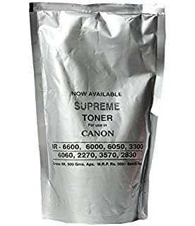 Supremo hp036 laser printer toner 80 g amazon electronics supreme toner for use in canon ir 1600 2000 2016 2318 2200 fandeluxe