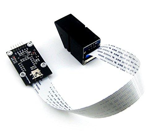 CQRobot Optical Sensor Fingerprinting Module, ART Fingerprint Reader for Fingerprint Lock, Fingerprint Safe Deposit Box, Access Control System, Person Identification, Authority Management. by CQRobot (Image #6)