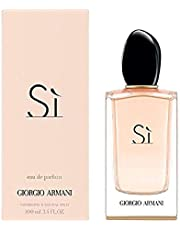 Giorgio Armani Si Eau de Parfum Spray for Women, 100ml