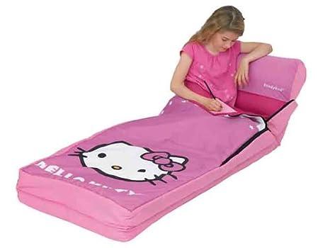 Hello Kitty Logitoys FB82EHK04GE - Saco de dormir, diseño: Amazon.es: Hogar
