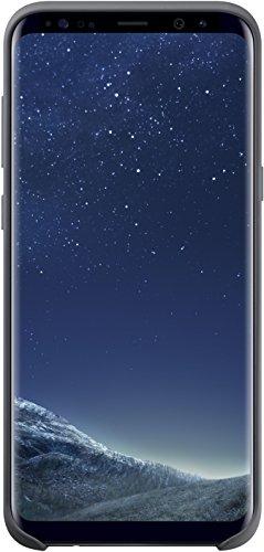 Samsung Galaxy S8+ Silicone Protective Cover, Dark Grey