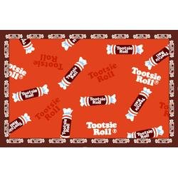Tootsie Roll Candy Kids Rug - Size 19