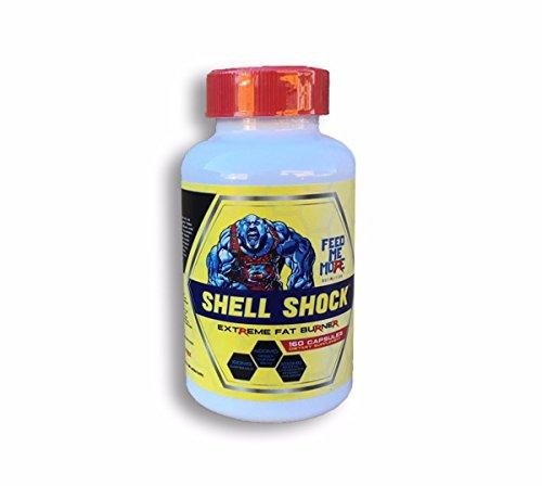 Shell Shock Extreme Fat Burner (Extreme Fat Burner)
