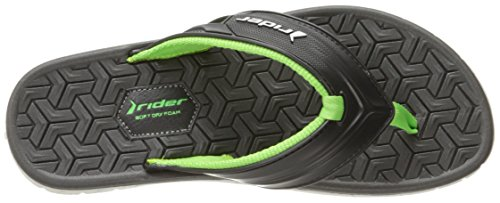 Rider Mens Next Green II Mens Grey Rider Sandal Black EwOEnrgqF