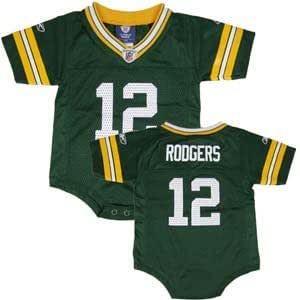 Aaron Rodgers Green Bay Packers 2009 Baby