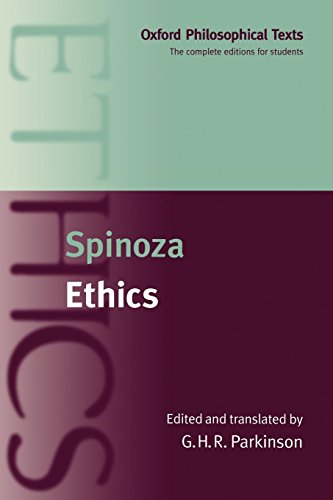Ethics (Oxford Philosophical Texts)