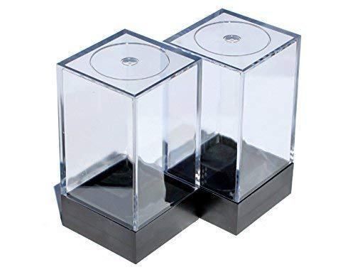 Plastic Figure Display Box | Medium Tall | -