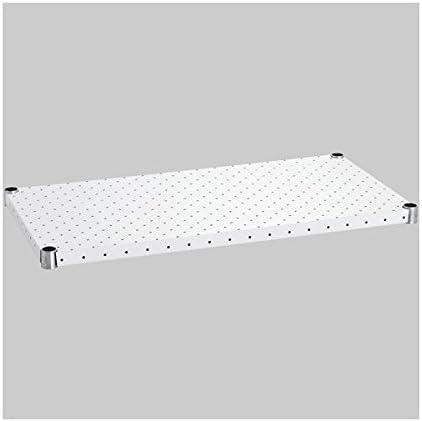 (まとめ) エレクター パンチングシェルフ W450×D350mm ホワイト H1418PW1 1枚 【×2セット [並行輸入品]