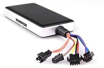 Localizador GPS para coches, motos y camiones SV06N: Amazon ...