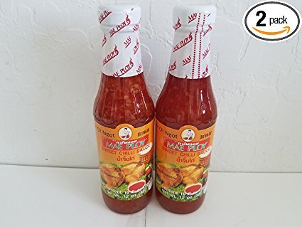 Mae Ploy Sweet Chili Sauce, 12-Ounce Bottle (Pack of (Chili Sauce Bottle)
