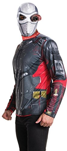 Rubie's Costume Co. Men's Suicide Squad Deadshot Costume Kit, As Shown, X-Large